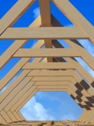 Estruturas leves de madeira
