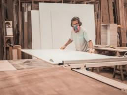 fabricantes de ventanas de madera